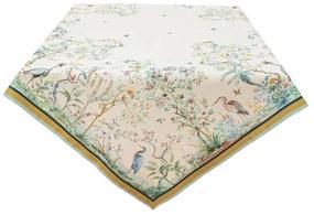 Nyári asztalterítő virágos trópusi mintás 150*250 cm