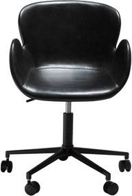 Gaia fekete irodai szék - DAN-FORM Denmark