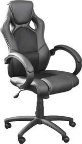 Irodai szék Hawaj MX Racer   fekete