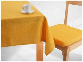 Melange abrosz sárga Méret: Ø 140 cm