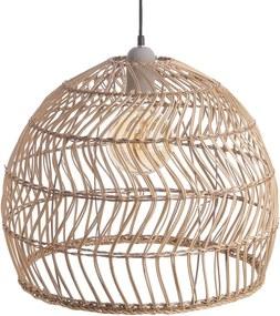 CORBELLE rattan lámpabúra Ø49cm