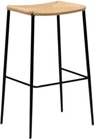 Stiletto bézs bárszék, magasság 78 cm - DAN-FORM Denmark