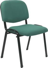 Irodai szék, zöld , ISO 2 NEW