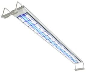 vidaXL LED-es akvárium lámpa IP67 alumínium 100-110 cm