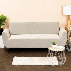 4Home Comfort Multielasztikus kanapéhuzat cream, 180 - 220 cm
