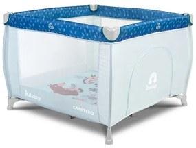 CARETERO | Caretero Holiday | Gyermek összecsukható járóka CARETERO Holiday blue | Kék |