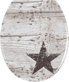 Star WC-ülőke, 45 x 37,5 cm - Wenko