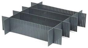 6 db-os fiók rendszerező szett - Compactor