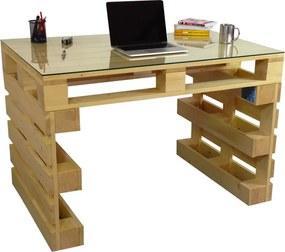 ALB-Kanas raklap íróasztal