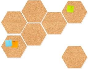 Geometric dekorációs parafatábla - Really Nice Things