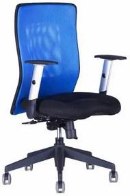 Calypso XL irodai szék, kék