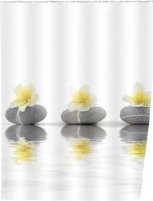 Meditation zuhanyfüggöny, 180 x 200 cm - Wenko