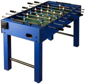 Asztali foci GLASGOW Kék 121 x 101 cm