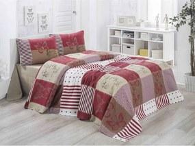 Butterly könnyű steppelt pamut ágytakaró, 160 x 230 cm - Victoria