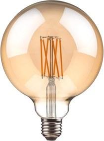 BRIGHT LIGHT izzó nagy gömb Ø 13 cm, LED G125