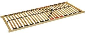 lemezes ágyrács, 200x80, ágyrács DOUBLE KLASIK