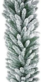 Hófödte Girland 270cm