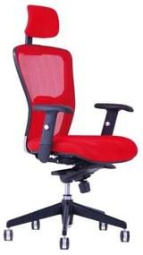 Dike irodai szék, piros