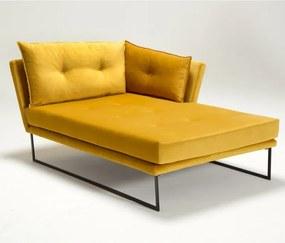 Relax Jobb mustár egyszemélyes kanapé