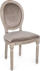 MATHILDE taupe szék