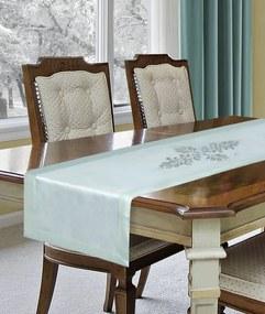 Helen exkluzív asztalterítő Menta 85 x 85 cm