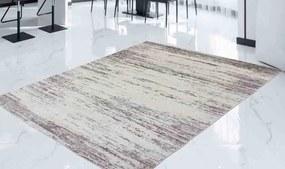 Modern szőnyeg 4085Cream 100x150 gépi perzsa szőnyeg