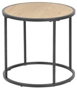 Stílusos oldalsó asztal Akello 45 cm