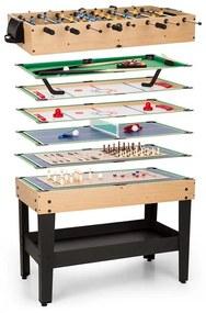 Game-Star játékasztal 37 játékkal, multigame, rakodó rész, MDF