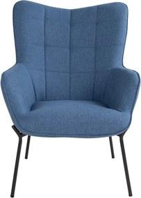 Glasgow kék fotel - House Nordic