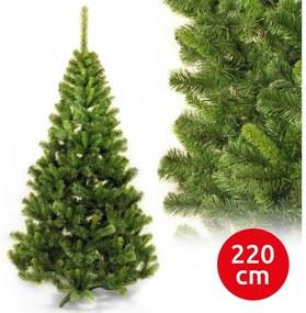 ANMA Karácsonyfa JULIA 220 cm fenyő AM0019