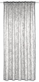 Albani Alessio függöny, szürke, 135 x 245 cm