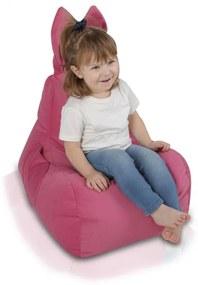 Gyerek ülőzsák ECOPUF - Nyuszi S - plüss amore Plüss amore: A105