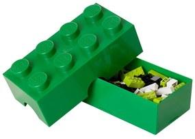 Sötétzöld uzsonnásdoboz - LEGO®