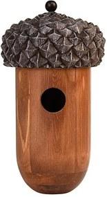Makk alakú madárház