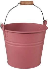 ZINC vödör, marsala vörös 2 liter