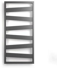 Weberg Texas Design Törölközőszárítós Radiátor 110x53 cm (szürke)