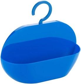 Cocktail kék, zuhanyba akaszható tároló - Wenko