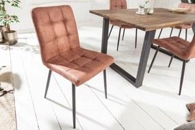 MODERNA modern szék - vintage barna