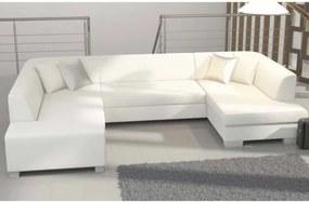 HAVANIS U alakú ágyazható ülőgarnitúra