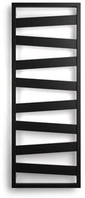 Weberg Texas Design Törölközőszárítós Radiátor 143x53 cm (Fekete)