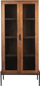 Hardy tálalószekrény diófa dekorral - Zuiver