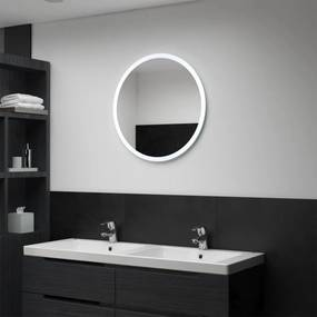 Led-es fürdőszobai tükör 60 cm