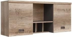 Fali szekrény BFH3