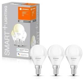 Ledvance SET 3x LED Dimmelhető izzó SMART + E14/5W/230V 2700K - Ledvance P224720