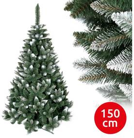 ANMA Karácsonyfa TEM 150 cm borókafenyő AM0086