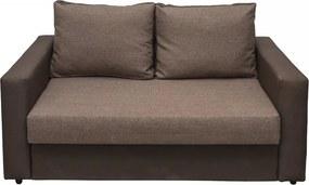 Sorano Ágyfunkciós kihúzható kanapé Barna