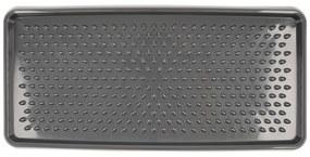 Cipőcsepegtető, fekete, 78 x 37 cm