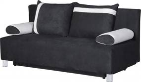 Marebello 01 ágyfunkciós rugós ágyneműtartós kanapé, Grafit