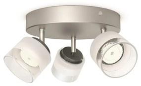 Philips Philips 53333/17/16 - LED spotlámpa FREMONT 3xLED/4W/230V P1127