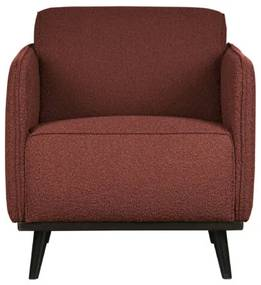 BePureHome - Statement fotel karfával, Dió